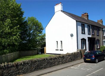Thumbnail 3 bed end terrace house for sale in Lorton Road, Cockermouth, Cumbria