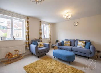 3 bed terraced house for sale in White Rose Avenue, Mansfield NG18