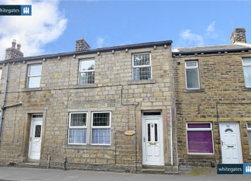Thumbnail 2 bed terraced house for sale in Haworth Road, Cross Roads, Keighley, West Yorkshire