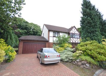 Thumbnail 4 bed detached house for sale in Stowe Close, Woolton, Liverpool