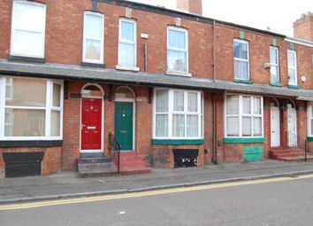 Thumbnail 3 bedroom terraced house to rent in Trafford Grove, Stretford