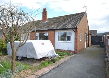 Thumbnail 2 bed semi-detached bungalow for sale in Clifton Rise, Abergele