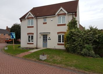 Thumbnail 4 bed detached house for sale in Waterhall, Epworth, Doncaster