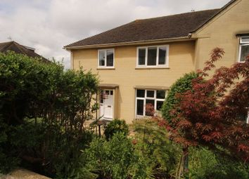 Thumbnail 3 bed semi-detached house to rent in Minster Way, Bath