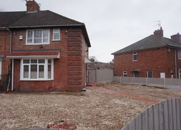 Thumbnail 3 bed semi-detached house for sale in Binstead Road, Kingstanding, Birmingham