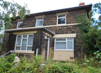 Thumbnail 2 bed semi-detached house for sale in Epworth Close, Moss, Wrexham