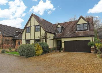 Thumbnail 4 bed detached house for sale in Newell Close, Arrington, Royston, Cambridgeshire