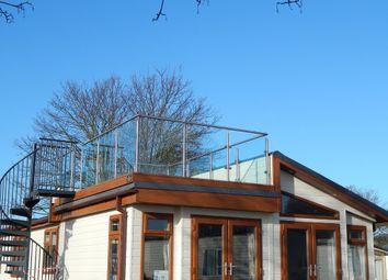 Thumbnail 2 bed mobile/park home for sale in Sandhills Holiday Park, Avon Beach, Dorset