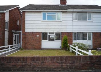 Thumbnail 2 bedroom semi-detached house to rent in 17 Samuel Crescent, Gendros, Swansea.