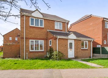 Thumbnail 3 bedroom detached house for sale in Lancaster Court, Yaxley, Peterborough