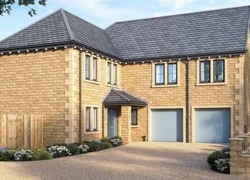 "Thumbnail 5 bed detached house for sale in ""The Fordham"" at Norwood Avenue, Menston, Ilkley"
