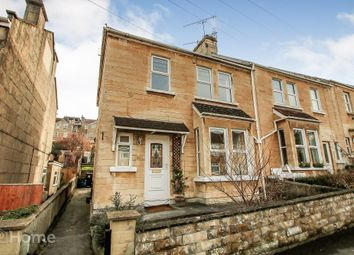 Thumbnail 3 bedroom end terrace house for sale in Ivy Avenue, Bath