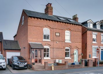 Thumbnail 3 bed semi-detached house for sale in Foregate Street, Astwood Bank, Redditch