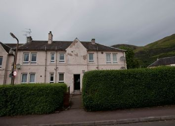 Thumbnail 2 bed flat for sale in Coblecrook Gardens, Alva