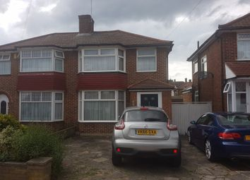 3 bed semi-detached house to rent in Angus Gardens, London NW9