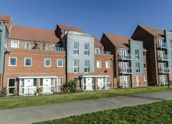 Thumbnail 5 bed town house for sale in Ambassador Walk, Lakeside, Eastleigh, Hampshire
