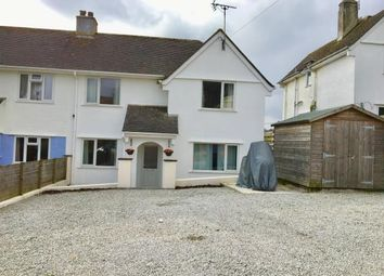 Thumbnail 3 bed semi-detached house for sale in Passage Hill, Mylor, Falmouth
