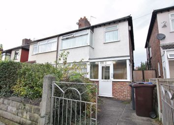 Thumbnail 3 bed semi-detached house for sale in Malvern Avenue, Broadgreen, Liverpool