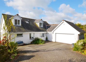 Thumbnail 4 bed detached house for sale in Durgan Lane, Penryn