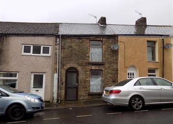 Thumbnail 2 bedroom terraced house to rent in Tillery Street, Abertillery