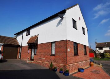 Thumbnail 5 bed detached house for sale in Heron Road, Kelvedon, Colchester