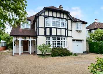 Thumbnail 5 bedroom detached house for sale in Embercourt Road, Thames Ditton