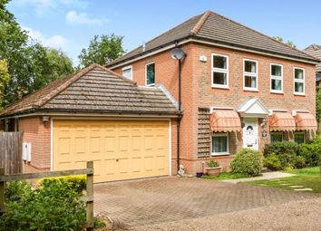 Thumbnail 4 bed detached house for sale in Warsash, Southampton, England