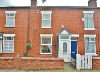 Thumbnail 2 bed terraced house for sale in Stelfox Street, Eccles, Manchester
