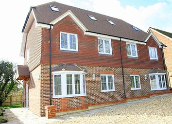 Thumbnail 4 bed semi-detached house to rent in Kings Road, Rudgwick, Horsham