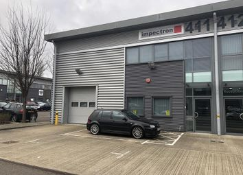Thumbnail Warehouse to let in 411 Centennial Park, Elstree, Hertfordshire