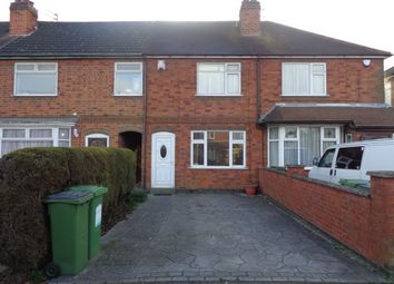 Thumbnail 2 bed terraced house to rent in The Crossway, Braunstone