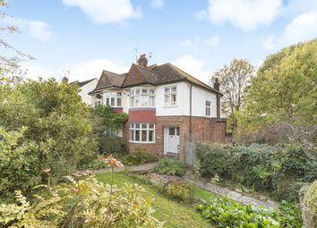 3 bed semi-detached house for sale in Brookside South, East Barnet, Barnet EN4