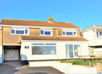 Thumbnail 4 bed detached house for sale in Wear Bay Road, Folkestone