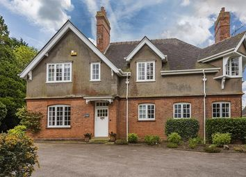 Thumbnail 5 bed detached house for sale in West Bank House, Welland Road, Worcester, Worcestershire