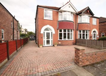 Thumbnail 3 bed semi-detached house for sale in Norley Drive, Brooklands, Sale