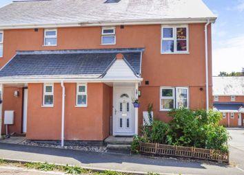 Thumbnail 3 bed end terrace house for sale in Bowdens Park, Ivybridge, Devon