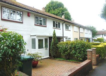 Thumbnail 3 bed terraced house to rent in Paddockhurst Road, Gossops Green, Crawley