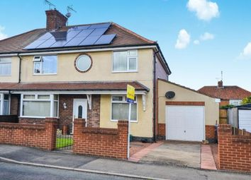 Thumbnail 5 bed semi-detached house for sale in York Terrace, Warsop, Mansfield, Nottinghamshire