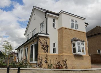Thumbnail 4 bed detached house for sale in Carr Manor Crescent, Meanwood, Leeds