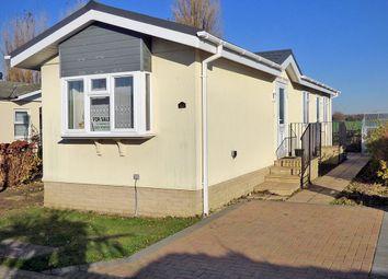 Thumbnail 2 bed mobile/park home for sale in Climping Park, Bognor Road, Littlehampton