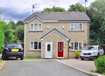 Thumbnail 3 bed semi-detached house for sale in Copper Beech Drive, Glossop