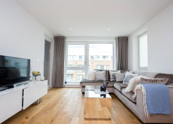 Thumbnail 2 bed property for sale in Stockbridge House, 23 Eltringham Street, Wandsworth, London