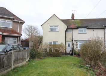 Thumbnail 3 bed town house for sale in Wykin Road, Hinckley