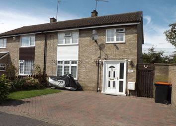 Thumbnail 3 bed semi-detached house for sale in Tithe Farm Road, Houghton Regis, Dunstable
