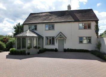Thumbnail 4 bed detached house for sale in Tythe Barn Lane, Dickens Heath, Solihull
