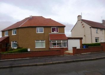 Thumbnail 3 bedroom end terrace house to rent in Deanfield Place, Bo'ness, Falkirk