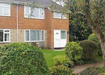 Thumbnail 1 bed maisonette for sale in Swinford Leys, Wombourne, Wolverhampton