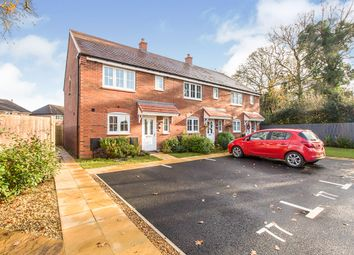 Thumbnail 3 bed semi-detached house for sale in Golden Nook Road, Cuddington, Northwich, Cheshire