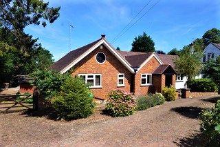 Thumbnail 4 bed detached bungalow for sale in Highcroft Road, Felden, Hemel Hempstead