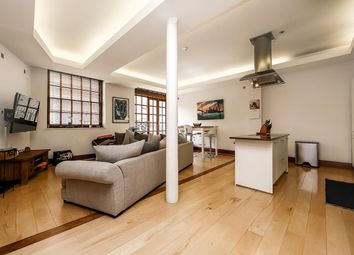Thumbnail 2 bed flat to rent in St Saviours House, London
